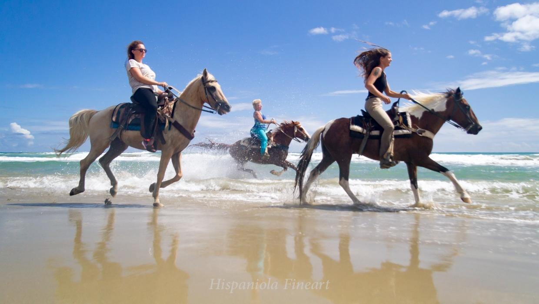 Urlaubspferd