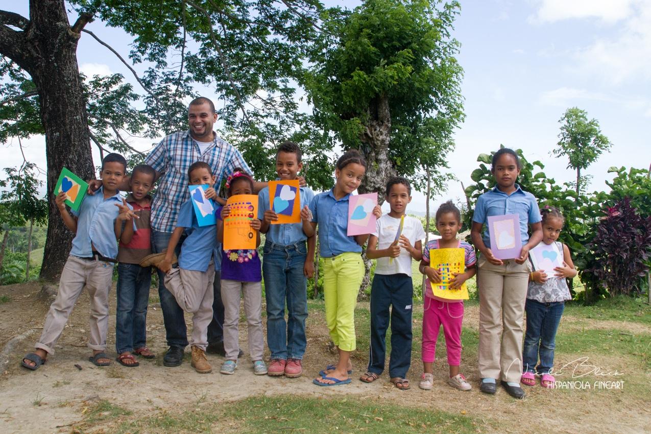 Escuela Hojas Anchas : Dia de la Madre